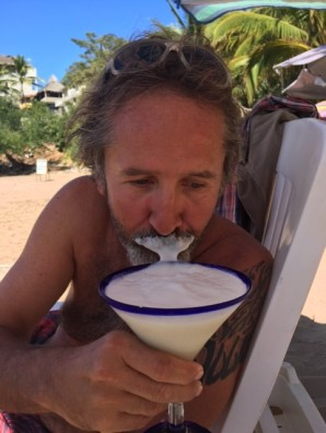 Pin Coladas and beards.....a good idea?